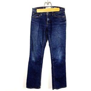 Gap (Z1-09) Modern Bootcut Women's Sz 2 Blue Jeans